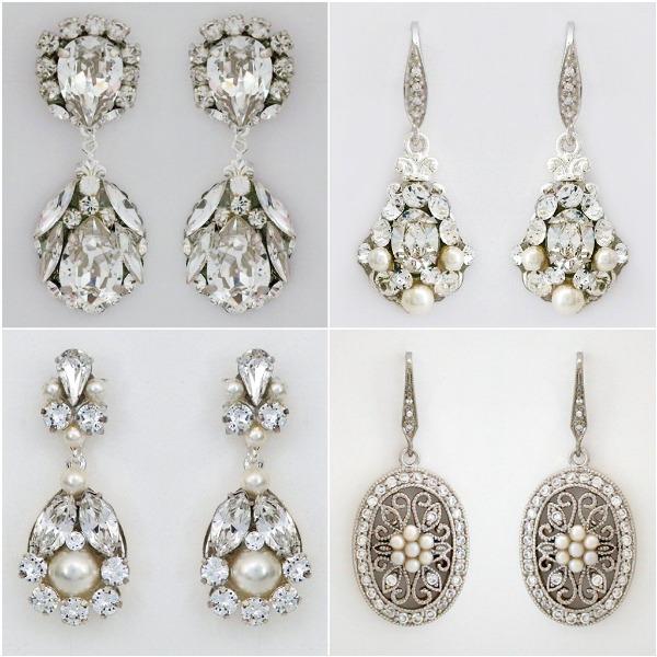 ck 4 smaler earrings