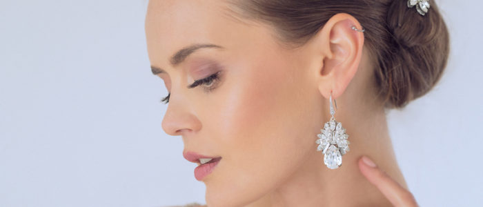 selecting your wedding earrings