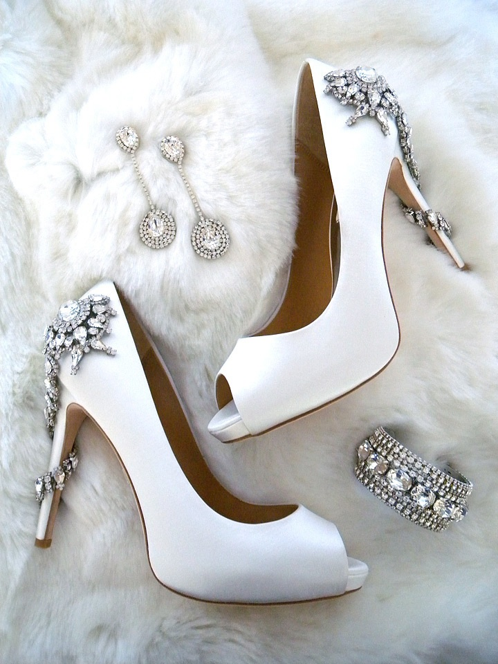 Wedding Shoes Bridal Jewelry