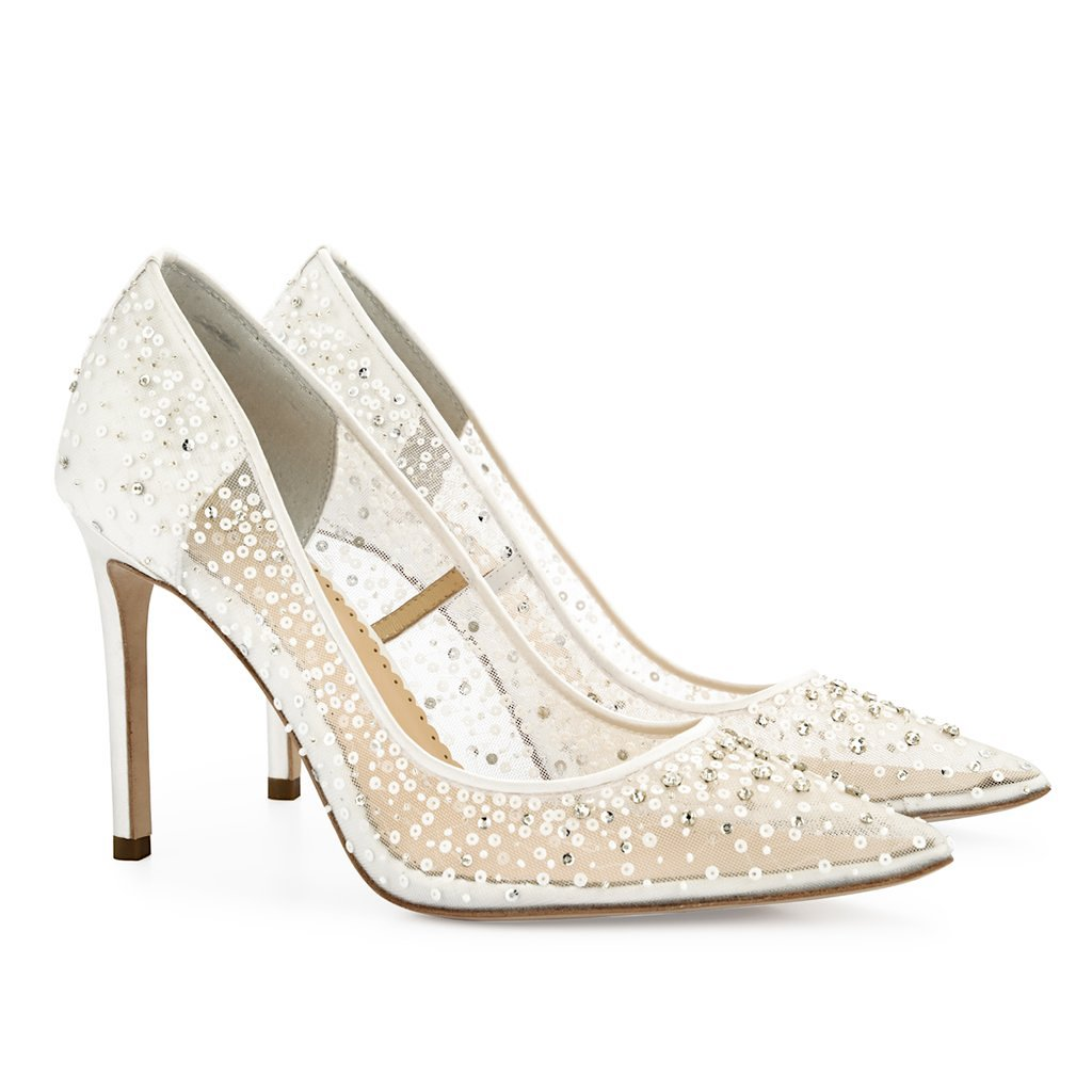 best wedding shoes elsa wedding shoes ivory sequin bridal shoes 1691