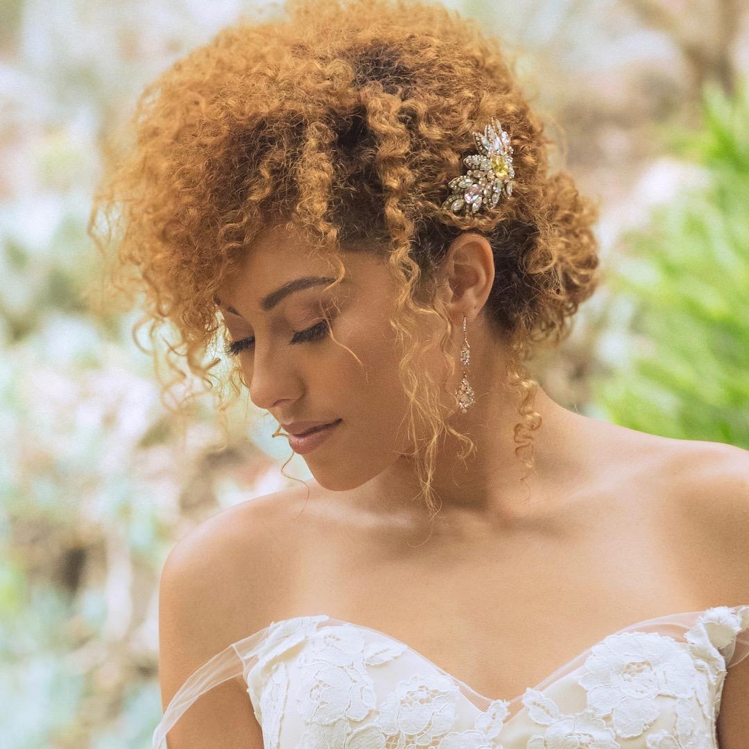 Haute Bride Bridal Jewelry Earrings