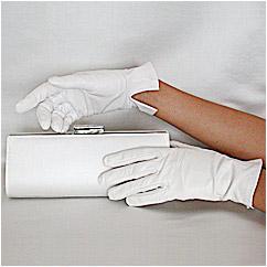 Black leather opera gloves sexy dancer zoe zane - 1 2