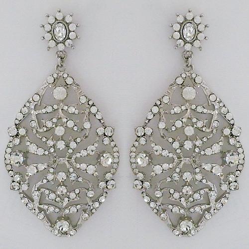 Vintage Chandelier Earrings Wedding TopEarrings – Wedding Earrings Chandelier