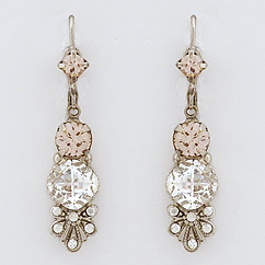 Can't decide on earrings!! Need your advice :) - sorry, pic heavy! :  wedding accessory allure 8800 earrings ECJ3ASFB Lg