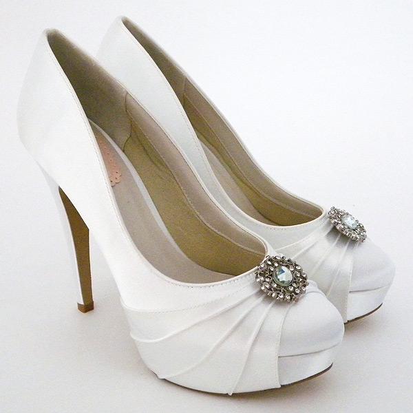Bridal Shoes Low Heel 2014 Uk Wedges Flats Designer PHotos Pics Images Wallpa